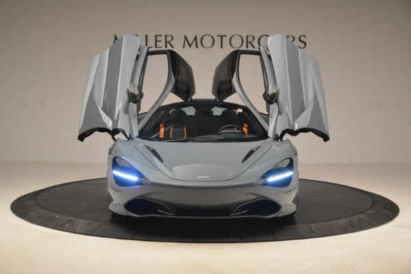 Used 2018 McLaren 720S Coupe for sale Sold at Bugatti of Greenwich in Greenwich CT 06830 13