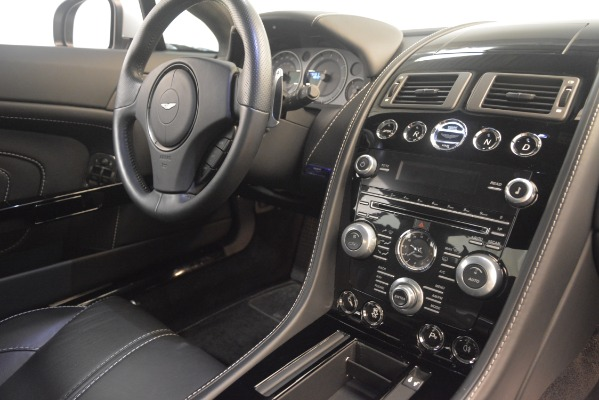 Used 2015 Aston Martin V12 Vantage S Coupe for sale Sold at Bugatti of Greenwich in Greenwich CT 06830 19