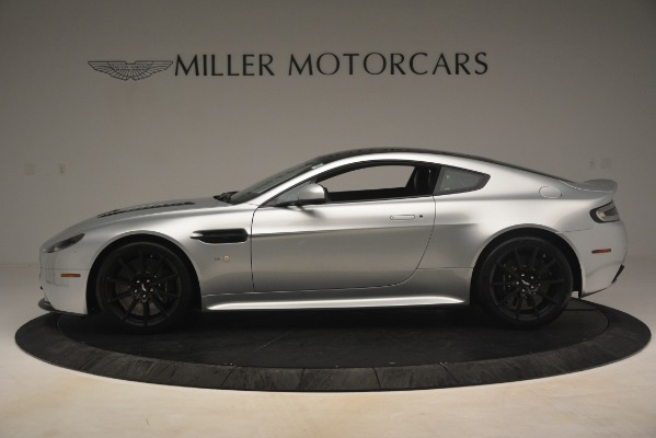 Used 2015 Aston Martin V12 Vantage S Coupe for sale Sold at Bugatti of Greenwich in Greenwich CT 06830 3