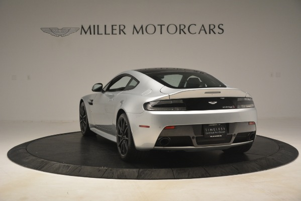 Used 2015 Aston Martin V12 Vantage S Coupe for sale Sold at Bugatti of Greenwich in Greenwich CT 06830 5