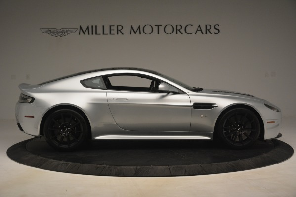Used 2015 Aston Martin V12 Vantage S Coupe for sale Sold at Bugatti of Greenwich in Greenwich CT 06830 9