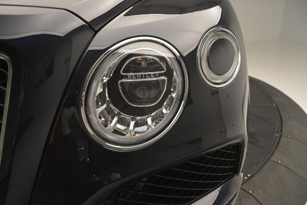 New 2019 Bentley Bentayga V8 for sale Sold at Bugatti of Greenwich in Greenwich CT 06830 15
