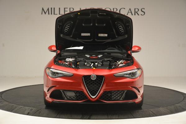 New 2019 Alfa Romeo Giulia Quadrifoglio for sale Sold at Bugatti of Greenwich in Greenwich CT 06830 13