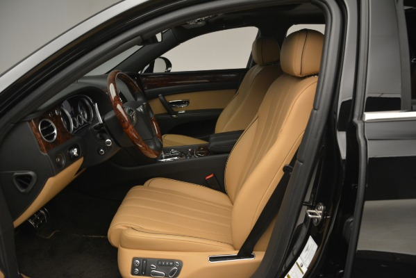 Used 2016 Bentley Flying Spur V8 for sale Sold at Bugatti of Greenwich in Greenwich CT 06830 19