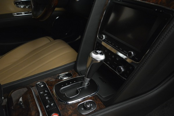 Used 2016 Bentley Flying Spur V8 for sale Sold at Bugatti of Greenwich in Greenwich CT 06830 25