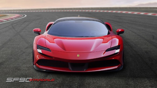 New 2020 Ferrari SF90 Stradale for sale Call for price at Bugatti of Greenwich in Greenwich CT 06830 2