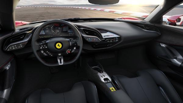 New 2021 Ferrari SF90 Stradale for sale Call for price at Bugatti of Greenwich in Greenwich CT 06830 7