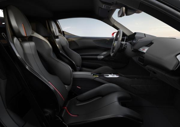 New 2021 Ferrari SF90 Stradale for sale Call for price at Bugatti of Greenwich in Greenwich CT 06830 8