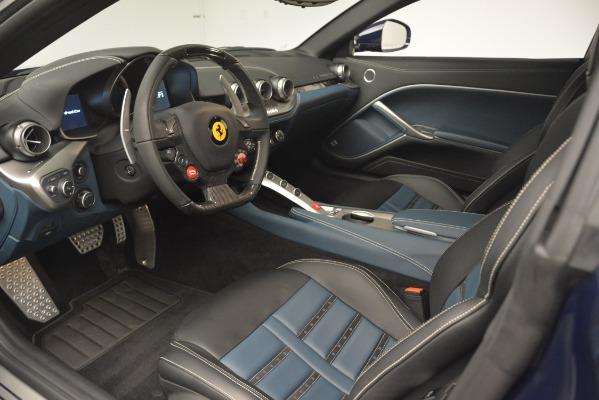 Used 2016 Ferrari F12 Berlinetta for sale Sold at Bugatti of Greenwich in Greenwich CT 06830 13