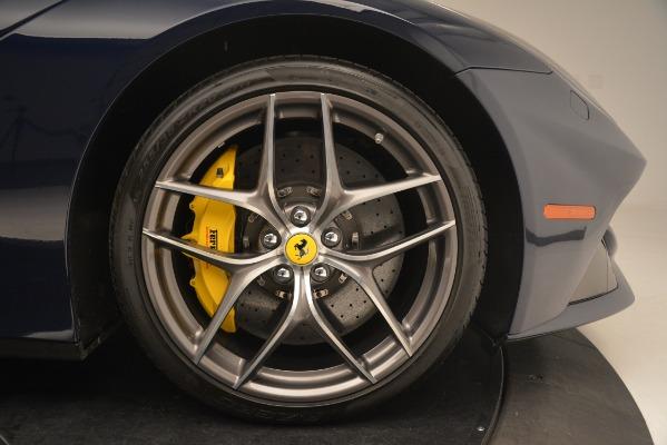 Used 2016 Ferrari F12 Berlinetta for sale Sold at Bugatti of Greenwich in Greenwich CT 06830 24