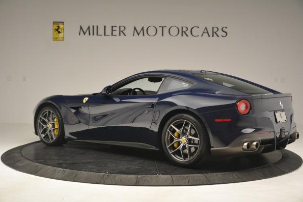 Used 2016 Ferrari F12 Berlinetta for sale Sold at Bugatti of Greenwich in Greenwich CT 06830 4