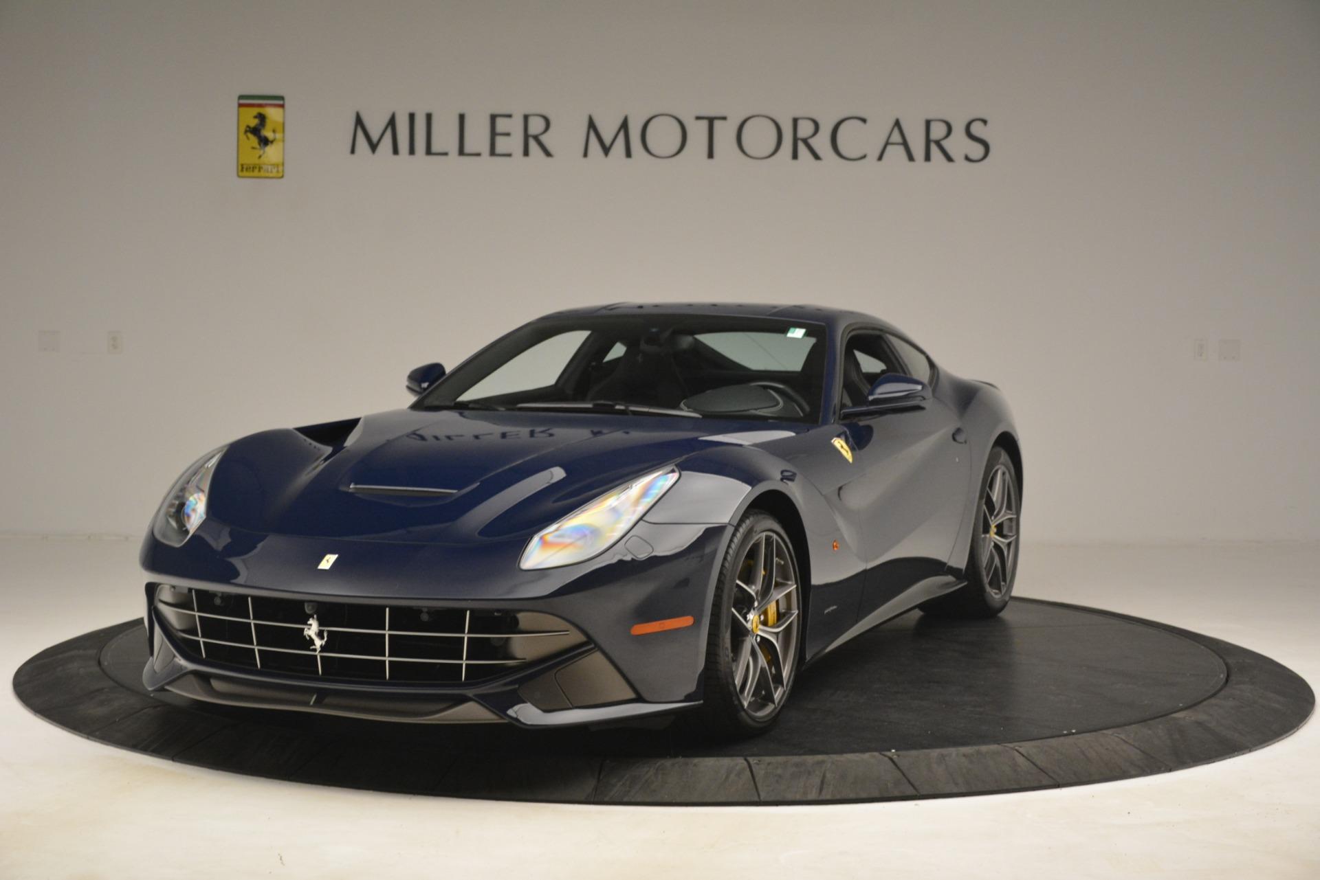 Used 2016 Ferrari F12 Berlinetta for sale Sold at Bugatti of Greenwich in Greenwich CT 06830 1