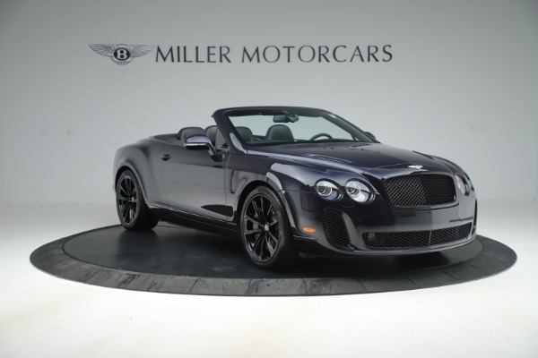 Used 2012 Bentley Continental GT Supersports for sale Sold at Bugatti of Greenwich in Greenwich CT 06830 11