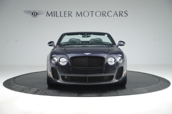 Used 2012 Bentley Continental GT Supersports for sale Sold at Bugatti of Greenwich in Greenwich CT 06830 12