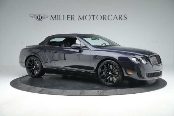 Used 2012 Bentley Continental GT Supersports for sale Sold at Bugatti of Greenwich in Greenwich CT 06830 18