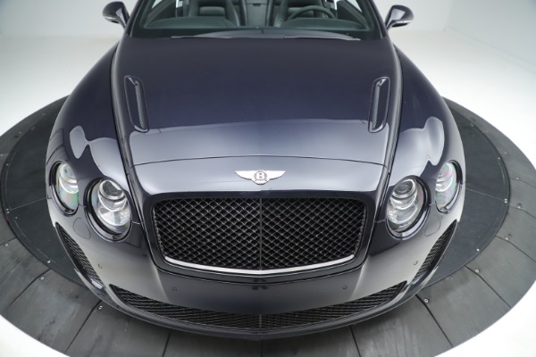 Used 2012 Bentley Continental GT Supersports for sale Sold at Bugatti of Greenwich in Greenwich CT 06830 19