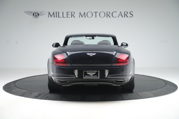 Used 2012 Bentley Continental GT Supersports for sale Sold at Bugatti of Greenwich in Greenwich CT 06830 6