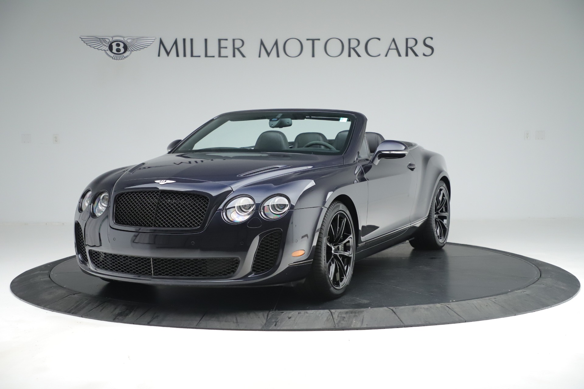 Used 2012 Bentley Continental GT Supersports for sale Sold at Bugatti of Greenwich in Greenwich CT 06830 1