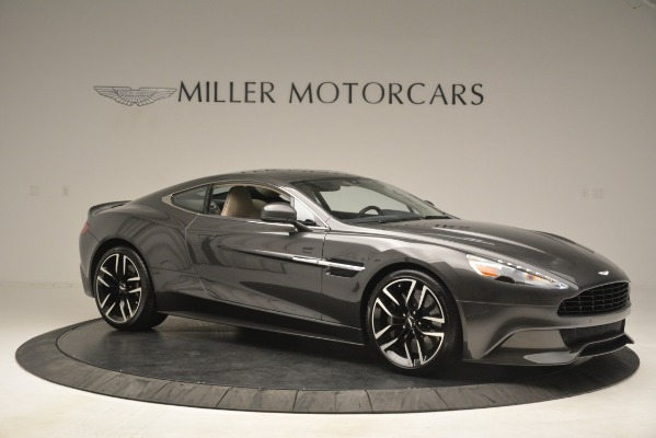 Used 2016 Aston Martin Vanquish Coupe for sale Sold at Bugatti of Greenwich in Greenwich CT 06830 10