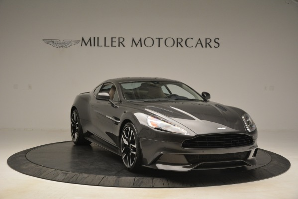 Used 2016 Aston Martin Vanquish Coupe for sale Sold at Bugatti of Greenwich in Greenwich CT 06830 11