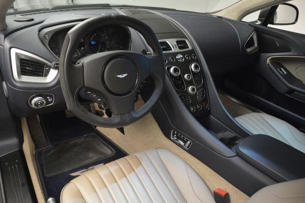 Used 2016 Aston Martin Vanquish Coupe for sale Sold at Bugatti of Greenwich in Greenwich CT 06830 14