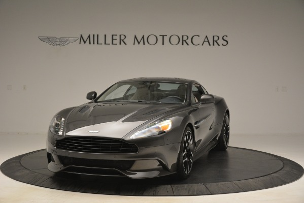Used 2016 Aston Martin Vanquish Coupe for sale Sold at Bugatti of Greenwich in Greenwich CT 06830 2