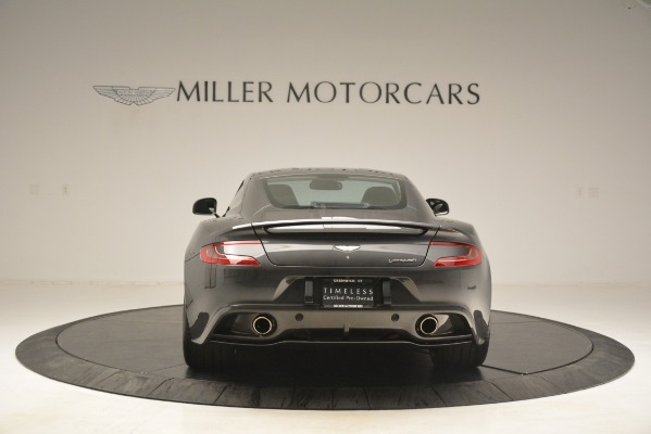 Used 2016 Aston Martin Vanquish Coupe for sale Sold at Bugatti of Greenwich in Greenwich CT 06830 6