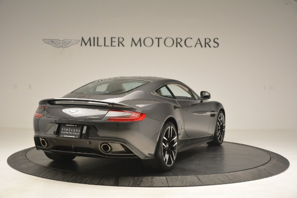 Used 2016 Aston Martin Vanquish Coupe for sale Sold at Bugatti of Greenwich in Greenwich CT 06830 7