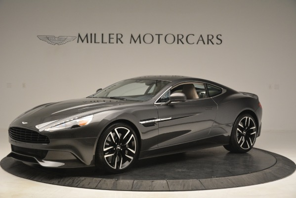 Used 2016 Aston Martin Vanquish Coupe for sale Sold at Bugatti of Greenwich in Greenwich CT 06830 1