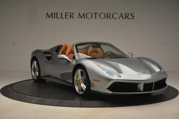 Used 2019 Ferrari 488 Spider for sale Sold at Bugatti of Greenwich in Greenwich CT 06830 11