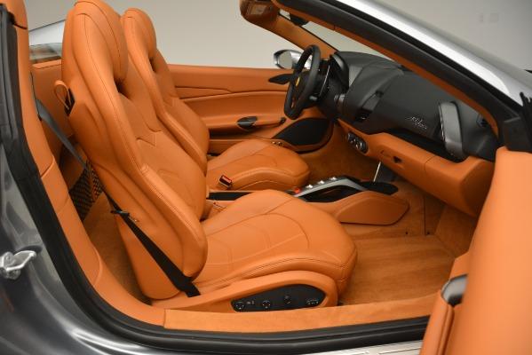 Used 2019 Ferrari 488 Spider for sale Sold at Bugatti of Greenwich in Greenwich CT 06830 25