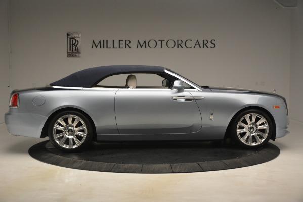Used 2016 Rolls-Royce Dawn for sale Sold at Bugatti of Greenwich in Greenwich CT 06830 15