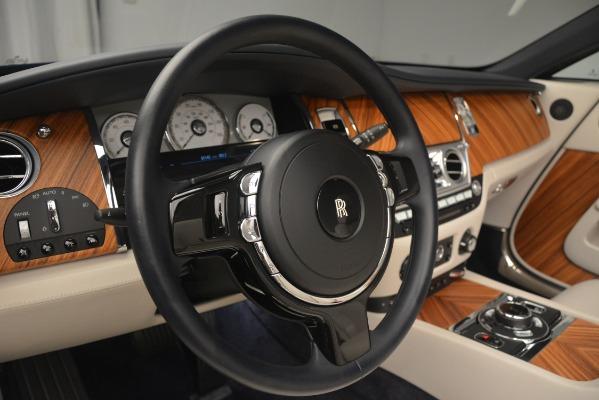 Used 2016 Rolls-Royce Dawn for sale Sold at Bugatti of Greenwich in Greenwich CT 06830 20