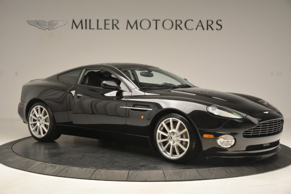 Used 2005 Aston Martin V12 Vanquish S Coupe for sale Sold at Bugatti of Greenwich in Greenwich CT 06830 10