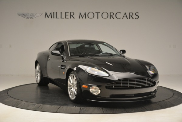 Used 2005 Aston Martin V12 Vanquish S Coupe for sale Sold at Bugatti of Greenwich in Greenwich CT 06830 11