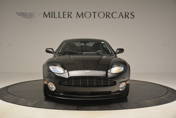 Used 2005 Aston Martin V12 Vanquish S Coupe for sale Sold at Bugatti of Greenwich in Greenwich CT 06830 12