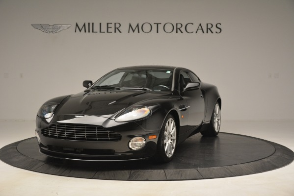 Used 2005 Aston Martin V12 Vanquish S Coupe for sale Sold at Bugatti of Greenwich in Greenwich CT 06830 2