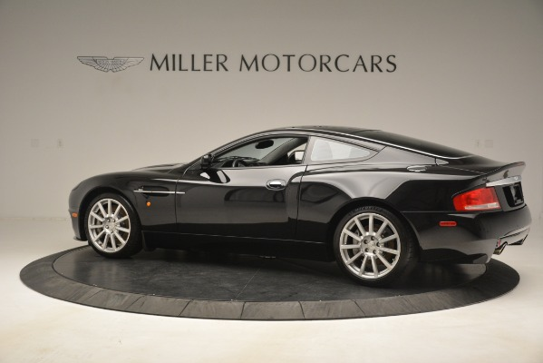 Used 2005 Aston Martin V12 Vanquish S Coupe for sale Sold at Bugatti of Greenwich in Greenwich CT 06830 4