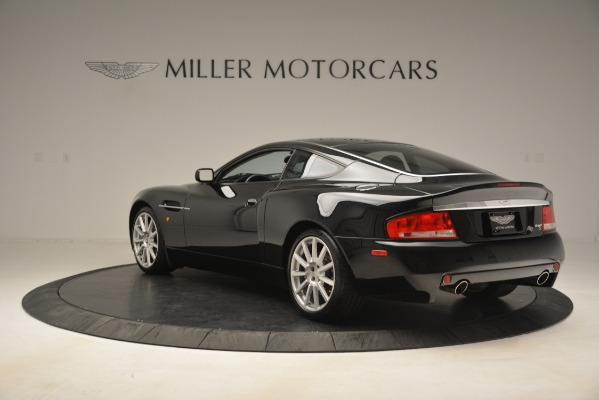 Used 2005 Aston Martin V12 Vanquish S Coupe for sale Sold at Bugatti of Greenwich in Greenwich CT 06830 5
