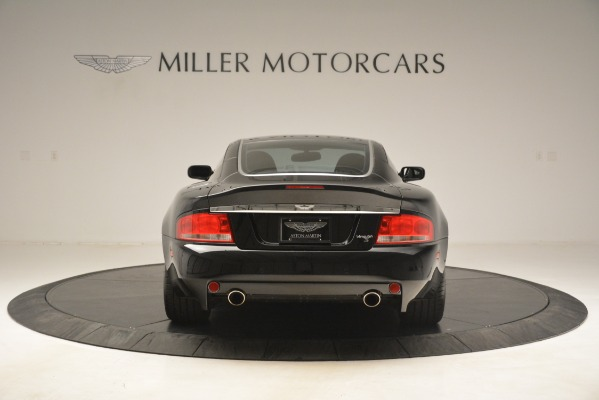 Used 2005 Aston Martin V12 Vanquish S Coupe for sale Sold at Bugatti of Greenwich in Greenwich CT 06830 6