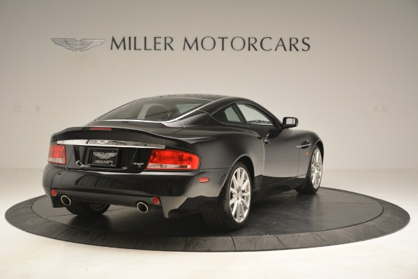 Used 2005 Aston Martin V12 Vanquish S Coupe for sale Sold at Bugatti of Greenwich in Greenwich CT 06830 7