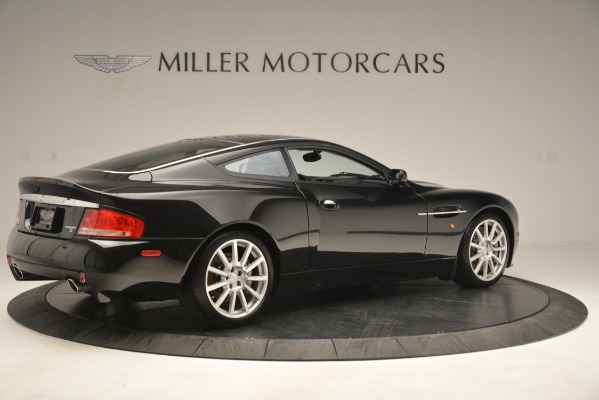 Used 2005 Aston Martin V12 Vanquish S Coupe for sale Sold at Bugatti of Greenwich in Greenwich CT 06830 8