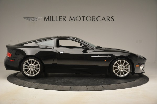 Used 2005 Aston Martin V12 Vanquish S Coupe for sale Sold at Bugatti of Greenwich in Greenwich CT 06830 9