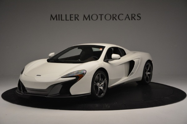 Used 2015 McLaren 650S Convertible for sale Sold at Bugatti of Greenwich in Greenwich CT 06830 11