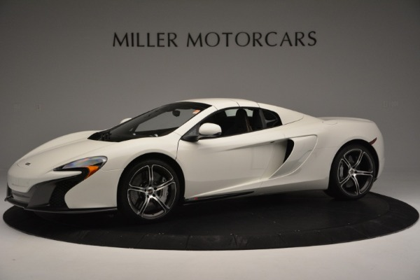 Used 2015 McLaren 650S Convertible for sale Sold at Bugatti of Greenwich in Greenwich CT 06830 12