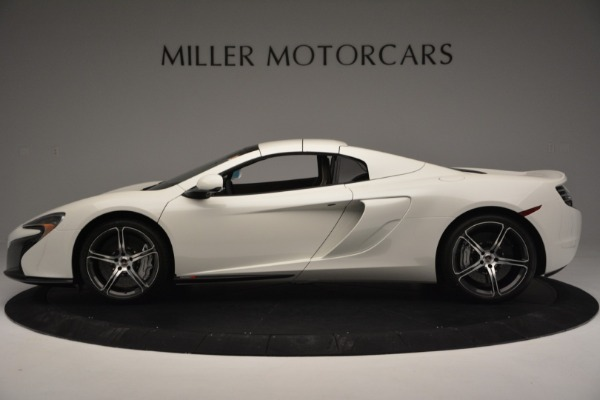 Used 2015 McLaren 650S Convertible for sale Sold at Bugatti of Greenwich in Greenwich CT 06830 13