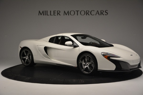 Used 2015 McLaren 650S Convertible for sale Sold at Bugatti of Greenwich in Greenwich CT 06830 15