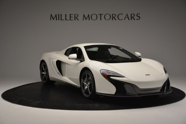 Used 2015 McLaren 650S Convertible for sale Sold at Bugatti of Greenwich in Greenwich CT 06830 16