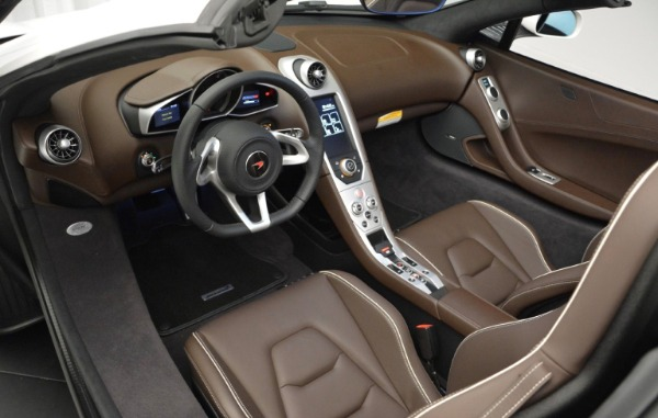 Used 2015 McLaren 650S Convertible for sale Sold at Bugatti of Greenwich in Greenwich CT 06830 17