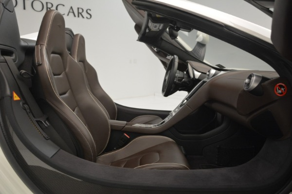 Used 2015 McLaren 650S Convertible for sale Sold at Bugatti of Greenwich in Greenwich CT 06830 18